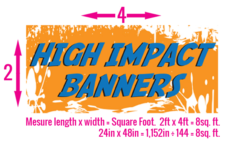 Cheap Full Color Vinyl Banners - Raleigh NC,