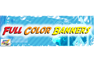 Cheap Full Color Vinyl Banners - Raleigh NC, Cary NC, Apex