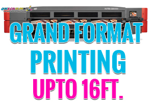 GRAND FORMAT PRINTING – LARGE BANNER PRINTING, RALEIGH NC